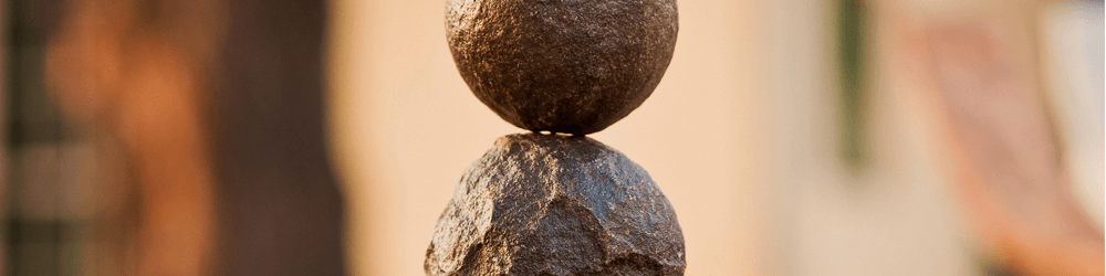 De juiste balans