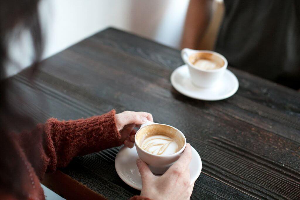 koffie met de coach
